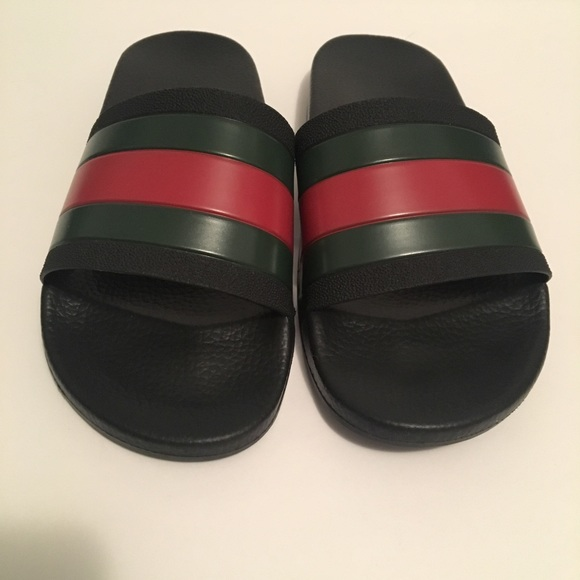 f1db312fe Gucci Other - Gucci Slides